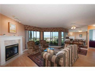 """Photo 3: 1406 4425 HALIFAX Street in Burnaby: Brentwood Park Condo for sale in """"POLARIS"""" (Burnaby North)  : MLS®# V1078745"""
