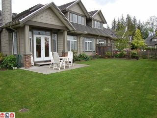 "Photo 10: 27 5688 152ND Street in Surrey: Sullivan Station Townhouse for sale in ""SULLIVAN GATE"" : MLS®# F1012546"