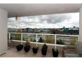 """Photo 3: 908 522 MOBERLY Road in Vancouver: False Creek Condo for sale in """"DISCOVERY QUAY"""" (Vancouver West)  : MLS®# V884819"""