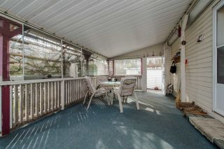"""Photo 18: 29 41168 LOUGHEED Highway in Mission: Dewdney Deroche Manufactured Home for sale in """"OASIS COUNTRY ESTATES"""" : MLS®# R2042355"""