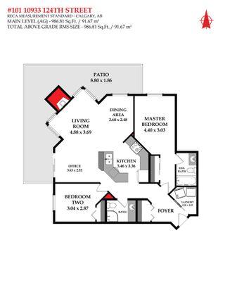 Photo 2: 101 10933 124 Street in Edmonton: Zone 07 Condo for sale : MLS®# E4247948