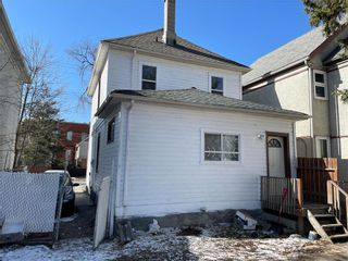 Photo 2: 405 Alfred Avenue in Winnipeg: North End Residential for sale (4A)  : MLS®# 202107114