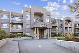 """Photo 1: 308 2109 ROWLAND Street in Port Coquitlam: Central Pt Coquitlam Condo for sale in """"PARKVIEW PLACE"""" : MLS®# R2621710"""