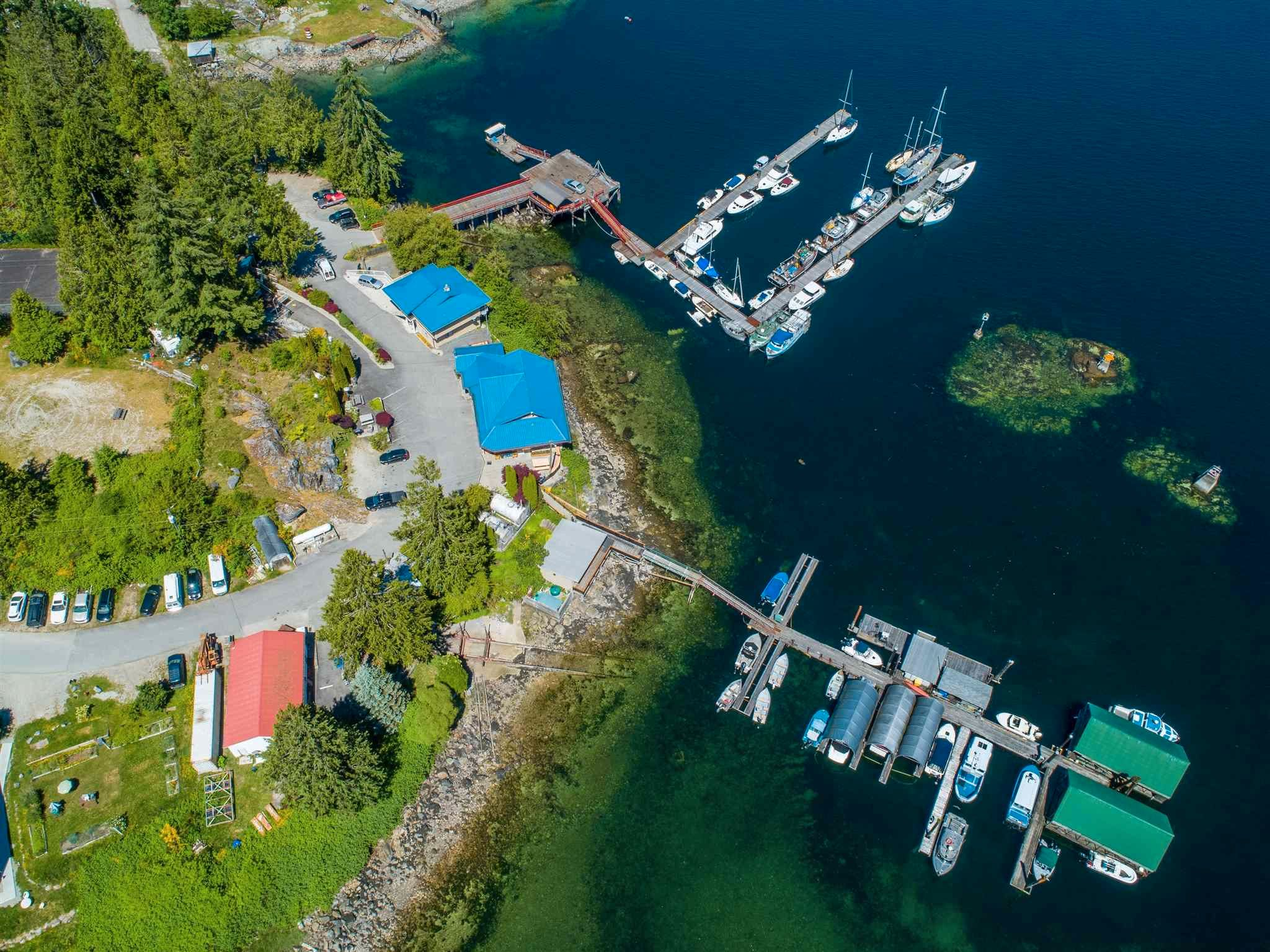Main Photo: 6781 BATHGATE Road in Egmont: Pender Harbour Egmont Business with Property for sale (Sunshine Coast)  : MLS®# C8038912