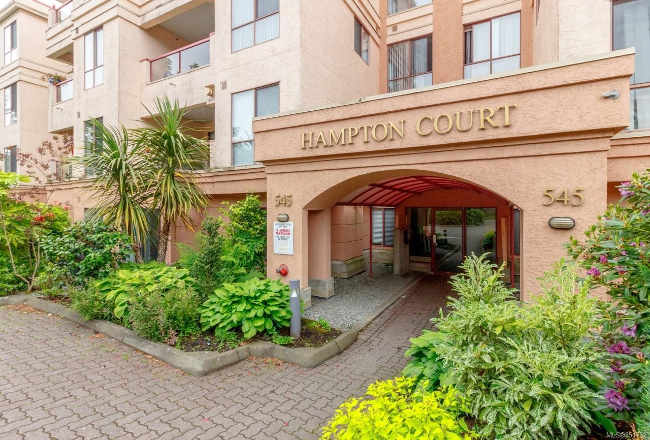 Main Photo: 412 545 Manchester Rd in : Vi Burnside Condo for sale (Victoria)  : MLS®# 851732