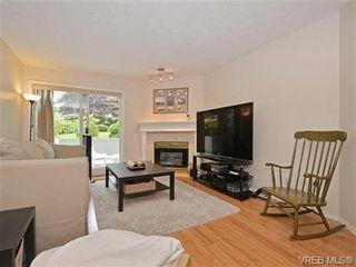 Photo 2: 110 494 Marsett Pl in VICTORIA: SW Royal Oak Condo for sale (Saanich West)  : MLS®# 737106