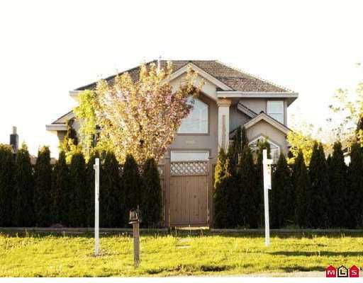"Main Photo: 18209 64TH Ave in Surrey: Cloverdale BC House for sale in ""CLAYTON HILL"" (Cloverdale)  : MLS®# F2709445"