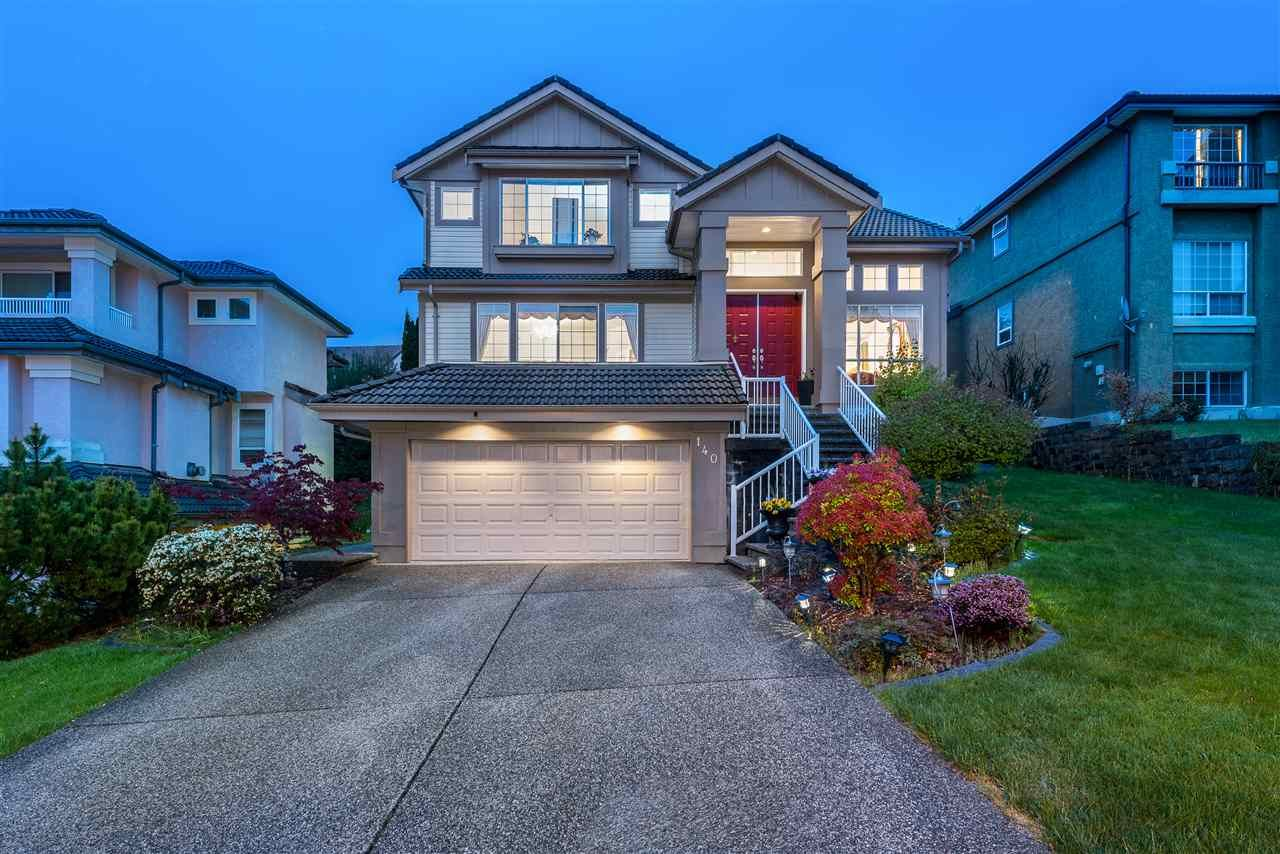 Main Photo: 140 ASPENWOOD Drive in Port Moody: Heritage Woods PM House for sale : MLS®# R2572258