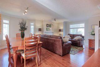 Photo 3: 4755 TERWILLEGAR CM NW in Edmonton: Zone 14 Townhouse for sale : MLS®# E4134773
