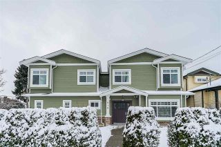 Photo 1: 919 CLIFF AVENUE in Burnaby: Sperling-Duthie 1/2 Duplex for sale (Burnaby North)  : MLS®# R2428670