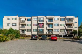 Main Photo: 208 32733 BROADWAY EAST Street in Abbotsford: Abbotsford West Condo for sale : MLS®# R2602811