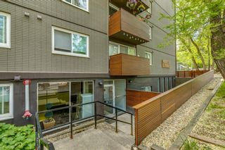Main Photo: 506 1904 10 Street SW in Calgary: Lower Mount Royal Apartment for sale : MLS®# A1114793