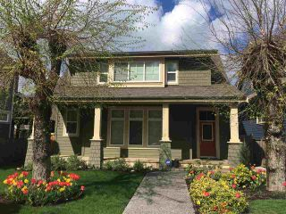 "Photo 1: 45130 NICOMEN Crescent in Sardis: Vedder S Watson-Promontory House for sale in ""GARRISON CROSSING"" : MLS®# R2055418"
