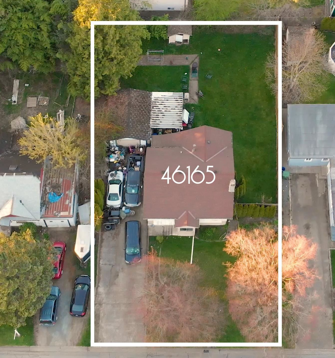 Main Photo: 46165 LEWIS AVENUE in Chilliwack: Chilliwack N Yale-Well House for sale : MLS®# R2603920