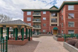 Photo 1: 202 35 SIR WINSTON CHURCHILL Avenue: St. Albert Condo for sale : MLS®# E4229558