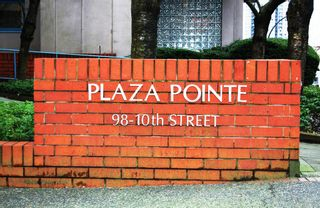 """Photo 28: 405 98 10TH Street in New Westminster: Downtown NW Condo for sale in """"PLAZA POINTE"""" : MLS®# V1002763"""
