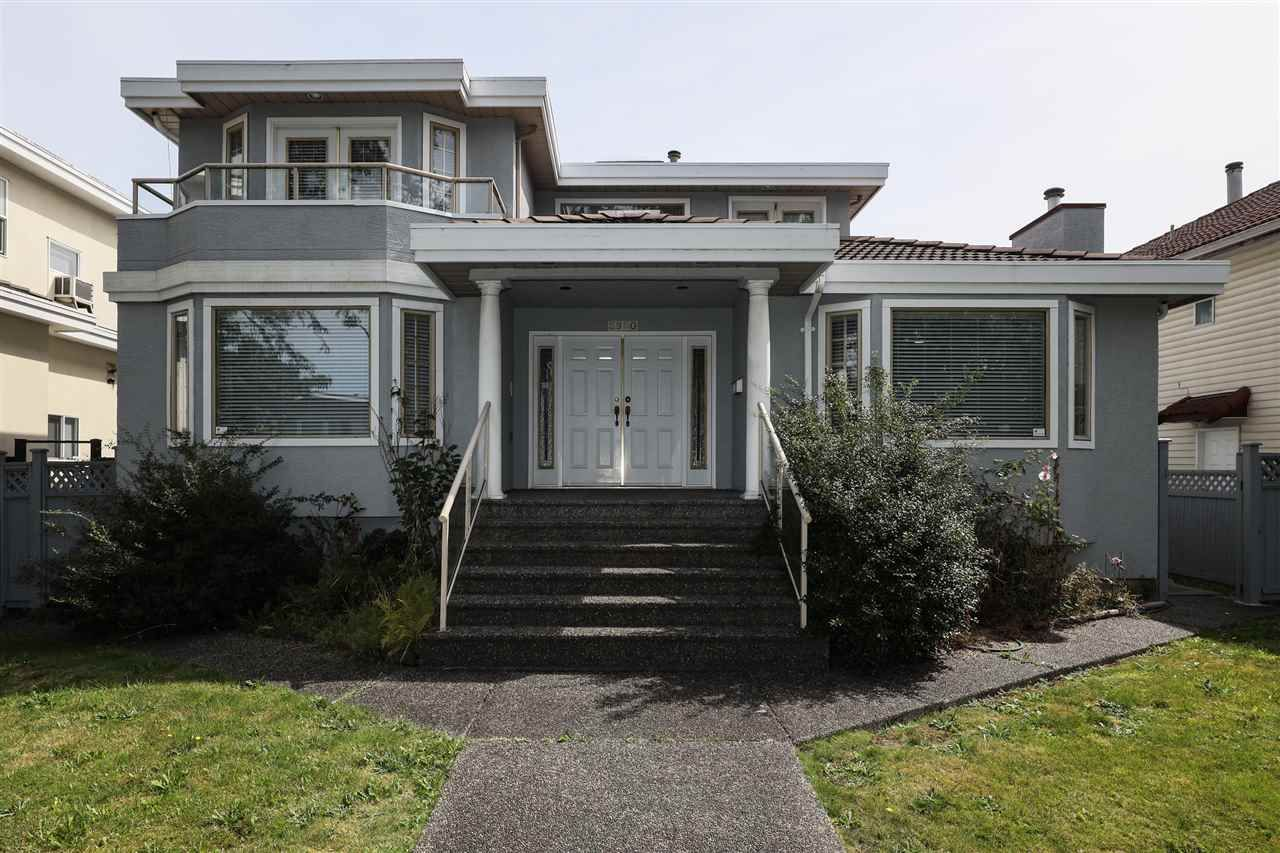 Main Photo: 5950 LANARK Street in Vancouver: Knight House for sale (Vancouver East)  : MLS®# R2490211