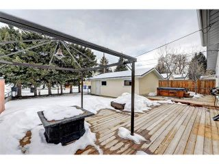 Photo 24: 6415 LONGMOOR Way SW in Calgary: Lakeview House for sale : MLS®# C4102401