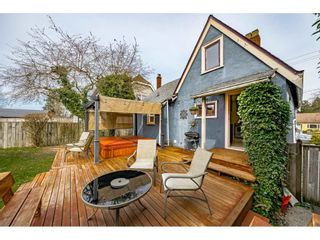 """Photo 34: 524 SECOND Street in New Westminster: Queens Park House for sale in """"QUEENS PARK"""" : MLS®# R2575575"""
