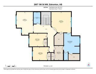 Photo 49: 2607 196 Street in Edmonton: Zone 57 House for sale : MLS®# E4248885