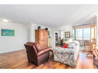 """Photo 5: 709 518 W 14TH Avenue in Vancouver: Fairview VW Condo for sale in """"Pacifica at Cambie Village"""" (Vancouver West)  : MLS®# V1101373"""