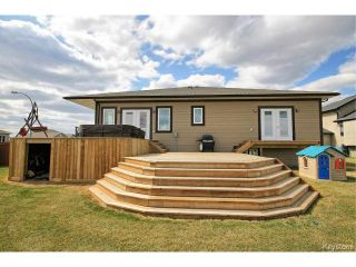 Photo 18: 1 Convent Crescent in Lorette: Residential for sale : MLS®# 1512671