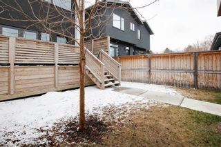 Photo 34: 606 23 Avenue NE in Calgary: Winston Heights/Mountview Semi Detached for sale : MLS®# A1098517
