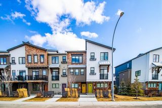 Photo 25: 371 WALDEN Drive SE in Calgary: Walden Row/Townhouse for sale : MLS®# A1081750