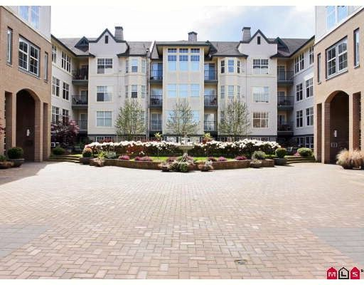 "Main Photo: 118 20200 56TH Avenue in Langley: Langley City Condo for sale in ""The Bentley"" : MLS®# F2808875"
