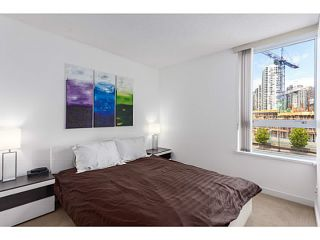 Photo 5: # 501 918 COOPERAGE WY in Vancouver: Yaletown Condo for sale (Vancouver West)  : MLS®# V1120182