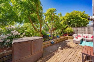 """Photo 24: 9 2188 SE MARINE Drive in Vancouver: South Marine Townhouse for sale in """"Leslie Terrace"""" (Vancouver East)  : MLS®# R2593040"""