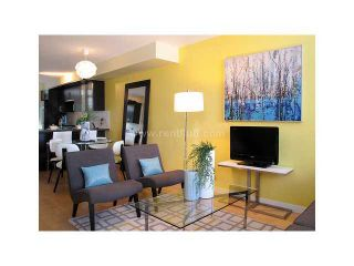 """Photo 3: 1628 W 7TH Avenue in Vancouver: Fairview VW Townhouse for sale in """"Virtu"""" (Vancouver West)  : MLS®# V1067776"""