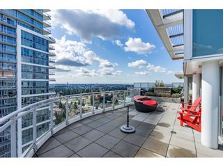 """Photo 37: 2703 13303 CENTRAL Avenue in Surrey: Whalley Condo for sale in """"The Wave at Central City"""" (North Surrey)  : MLS®# R2557786"""
