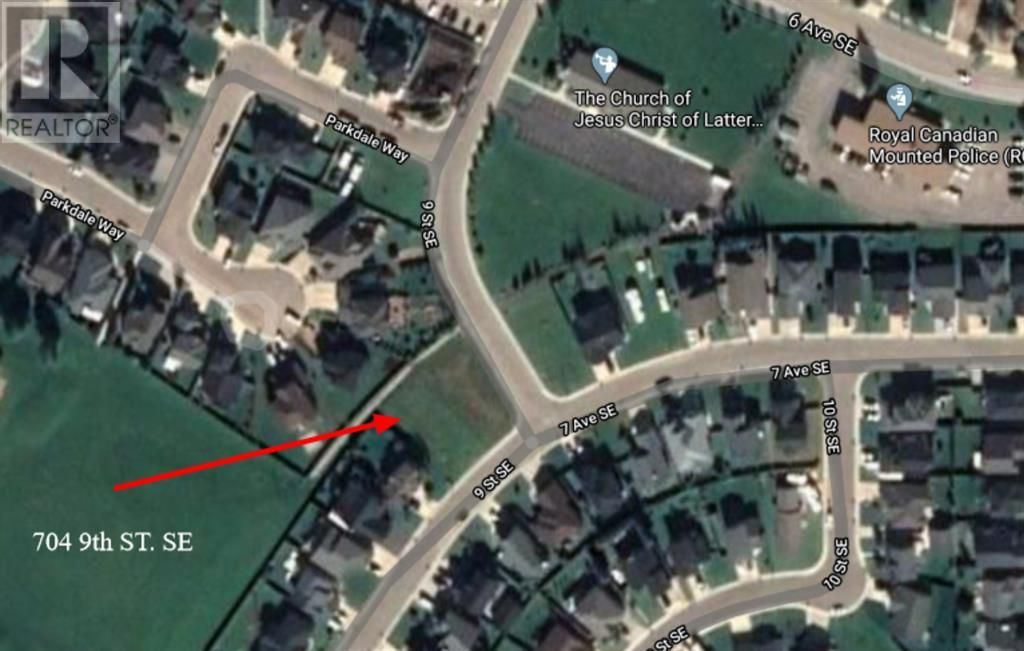 Main Photo: 704 9 Street SE in Slave Lake: Vacant Land for sale : MLS®# A1007945