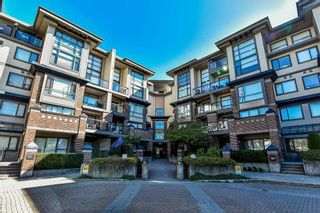 Photo 1: 340 10838 CITY PARKWAY in Surrey: Whalley Condo for sale (North Surrey)  : MLS®# R2209357