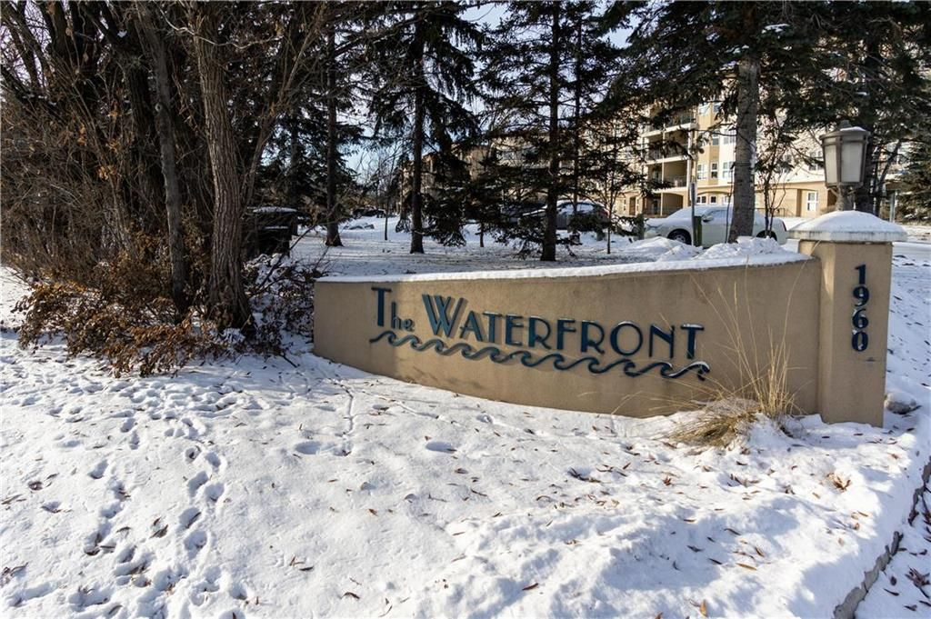 Welcome to the Waterfront