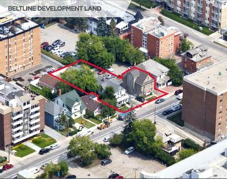 Photo 1: 314 15 Avenue SW in Calgary: Beltline Land for sale : MLS®# A1063415