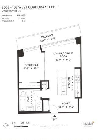 """Photo 35: 2008 108 W CORDOVA Street in Vancouver: Downtown VW Condo for sale in """"WOODWARDS"""" (Vancouver West)  : MLS®# R2537299"""