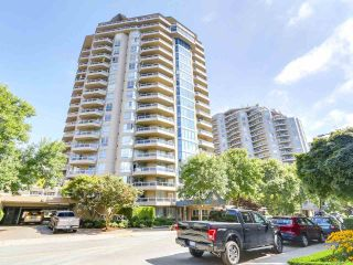 Photo 2: 206 1235 QUAYSIDE Drive in New Westminster: Quay Condo for sale : MLS®# R2204343