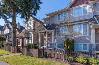 """Photo 1: 5 10171 NO. 1 Road in Richmond: Steveston North Townhouse for sale in """"SEAFAIR LANE"""" : MLS®# R2460375"""