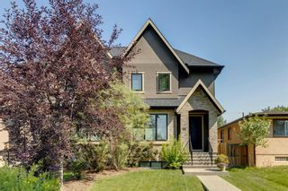 Photo 2: 452 18 Avenue NE in Calgary: Winston Heights/Mountview Semi Detached for sale : MLS®# A1130830