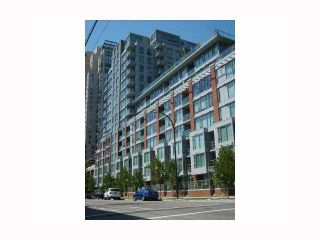 Photo 1: 504 1133 HOMER Street in Vancouver: Downtown VW Condo for sale (Vancouver West)  : MLS®# V814881