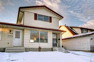 Photo 2: 563 Aboyne Crescent NE in Calgary: Abbeydale Semi Detached for sale : MLS®# A1071517