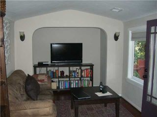 Photo 6: NORTH PARK House for sale : 2 bedrooms : 3685 Alabama Street in San Diego