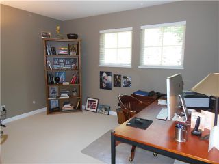 """Photo 9: 44 1550 LARKHALL Crescent in North Vancouver: Northlands Townhouse for sale in """"Nahanee Woods"""" : MLS®# V1057565"""