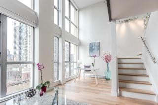 """Photo 3: 602 1238 RICHARDS Street in Vancouver: Yaletown Condo for sale in """"METROPOLIS"""" (Vancouver West)  : MLS®# R2293908"""