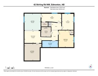 Photo 41: 42 STIRLING Road in Edmonton: Zone 27 House for sale : MLS®# E4252891