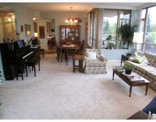"""Photo 7: 302 2580 TOLMIE Street in Vancouver: Point Grey Condo for sale in """"POINT GREY PLACE"""" (Vancouver West)  : MLS®# V794893"""