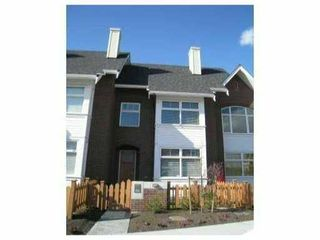 """Photo 1: 221 SALTER Street in New Westminster: Queensborough House for sale in """"PORT ROYAL MARMALADE SKY"""" : MLS®# V874619"""