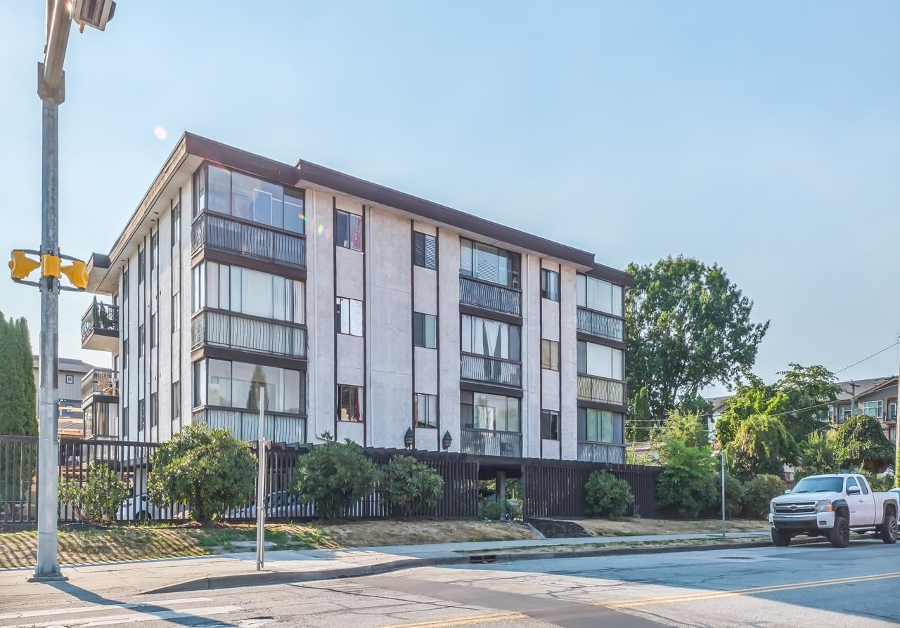 Main Photo: 105 2425 SHAUGHNESSY STREET in Port Coquitlam: Central Pt Coquitlam Condo for sale : MLS®# R2609005